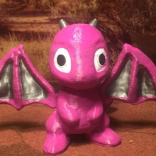 baby dragon -articulated dragon dragons dungeons fantasy mythical rpg d&d dungeons dragons asllexicon baby dragon dungeons & dragons olsen todd olsen starlabs3d star labs 3d baby dragon articulated dragon articulated articulated baby dragon articulated dragon mystical creature
