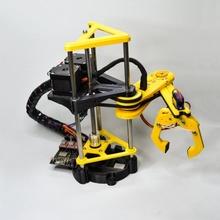 arduino robotic arm open source + python control app + extras arduino gadget robot open python robotics robotic arm