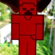 Minecraft Galleta cortador cortador