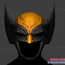 wolverine helmet cosplay halloween store demon halloween helmet human mask monster wolf cosplay cosplay-mask cosplay-helmet
