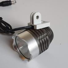 t6 guidato bicicletta luce apparecchio gopro bicicletta luce gopro