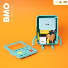 bmo - accurate internal parts store figure finn jake robot time toy multipart adventure bmo adventuretime bot