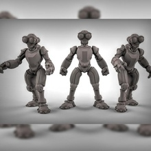 forgé armes table fantaisie moine robot rpg mecha scifi donjons Dragons dnd éclaireur jeux table forgé Eberron armes