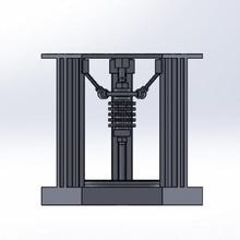 delta panchina stampante arduino premio elettronica panchina delta hotend piano riscaldato rgb temperatura 3dprintingindustryawards2020