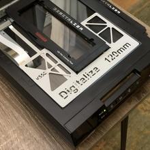 Adapter scannt Film Halter Unterstützung Epson v500 v550 v600 Scanner Halter Unterstützung Adapter Film Fotografie Vorlage Leichentuch scannt Epson v500 v550 v600