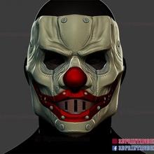 palyaço motosiklet maske Kostüm oyunu cadılar bayramı kask sahne Kostüm oyunu iblis palyaço şeytan cadılar bayramı kask joker maske metal canavar korkutucu Kostüm oyunu ölüm motosiklet dark knight cosplay mask halloween mask