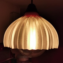 Lampenschirm Zitrone Presse Lampenschirm Badezimmer LED Glühbirne Vase Wohnzimmer e27 petg Globelamp