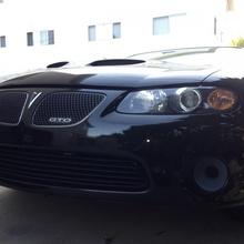 pontiac gto brake cooling ducts performance auto mustang camaro holden chevy ss pontiac gm gto monaro g8