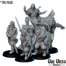 gótico cuento conjunto criatura fantasía gótico reina rpg vampiro cazador señor noble mesa asesino noche servidor strahd Ravenloft