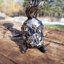 gatto delle foreste antico animale gatto creatura fantasia mini mitico dnd