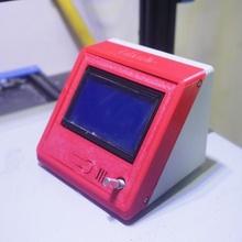 lcd 128x64 Astuccio guaina 3d stampante cnc controller 3d Stampa Astuccio guaina Fai fusione lcd 360 controllo pannello autodesk mpcnc 128x64