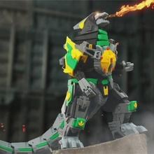mafsallı ejderha lordu destekler oyuncaklar oyunlar robot oyuncaklar Power Rangers megazord Dragonzord