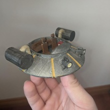 ricks ship - rick morty spaceship rickandmorty