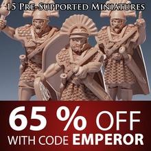 römisch Zenturio Bildung uralt Armee griechisch modular römisch Krieg Wargaming schwer Miniatur Gladius Infanterie Legion Zenturio Legionär Pilum