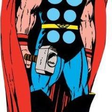 classico thor figura meraviglia i fumetti thor