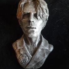 90's Bowie fracasso parede suspensão loja david música rock and roll poeira estelar Bowie homem Estrelas ziggy cr83d campainha areia
