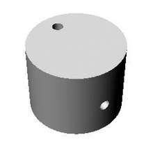 Botón kontrol Ses para akslar 6 mm Botón kontrol Ses para akslar 6 mm