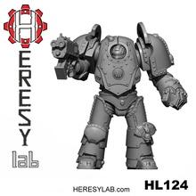 heresylab - hk1 kronos armor tabletop 40k armor warhammer miniature scifi terminator mk1 30k heresylab