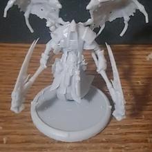 morte arconte procuração severo miniaturas Darksiders ceifeiro máquina guerra hordas Warmahordes Darksiders 2 darksiders2