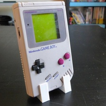 game boy display stand education display game kit stand boy gb