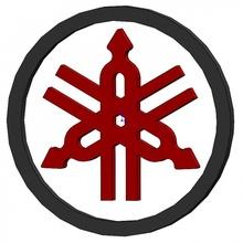 yamaha logo fan art logo motor motorcycle moto yamaha