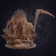 susurro demonio presupuesto juguetes juegos demonio jefe criatura diablo continuar dragones mazmorras épico gigante linterna mini monstruo esqueleto miniatura enorme tramperos guadaña dnd presentar