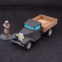 pulpe ramasser camion jouets Jeux terrain camion véhicule obstacle mod ramasser pulpe bandit dispersion prohabition