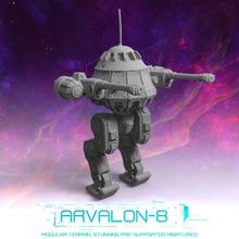 Arvalon 8 tripulações equipe técnica 9 1 bz colosso brinquedos jogos futuro miniaturas rpg sci fi stargrave localizador estrelas arvalon8
