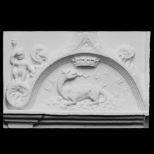 decoración castillo Blois escanear decoración Francia 3dprintable castillo