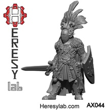heresylab - ax044 lion knight 2 helmets toys & games dragons dungeons fantasy warhammer warrior d&d adventurer mordheim warband knight heresylab axia