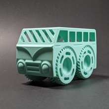 roller van print-in-place support-free rolling wheels toys & games car desk fun mechanical office toy truck van vehicle wheels executive roll axle rolling