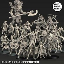 mummified undead bundle toys & games 40k rpg tomb undead wargames warhammer tabletop kings 28mm dnd skeletons mummies onepagerules