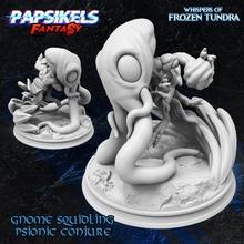 gnome squidling psonique conjurer jouets Jeux gnome dnd jeune fille gel rime squidling