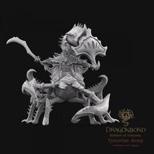 Tyverian poisson scorpion faucheuses unité LED semra trancheuse dragonbond jeu guerre boutique fantaisie jeux société jeu guerre dragonbond