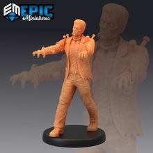 Frankenstein's mostro passeggio carne golem creatura capo creatura fantasia golem Gotico orrore medievale mostro rpg warhammer sla Frankenstein nemico tavolo passeggio prigione dnd esploratore carne Frankenstein's
