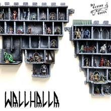 wallhalla dizi 1 mega bundle mağaza Görüntüle Zindanlar fantezi minyatürler rpg support free arazi savaş oyunları savaş oyunları minyatür bilimkurgu rol yapma oyunu masaüstü siberpunk yıldız gemisi raflar 28mm raflar kaleler 30mm