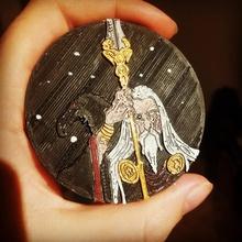 Oden snusbox caixa Odin nórdico snus Oden