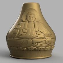 vase buddha buddha vase fleur maison boudha bouda