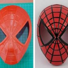 hombre araña máscara máscara 3dprint 3dprinting spiderman mask character mask 3dprintmask