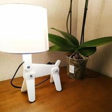 dog lamp & garden animal dog house lamp light lampe