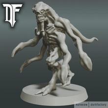 extraterrestre explorateur extraterrestre monstre science explorateur giger calamar tentacules équipe exploration genestealer