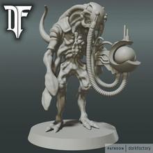 science extraterrestre extraterrestre monstre science explorateur giger calamar équipe exploration genestealer tyranide liens