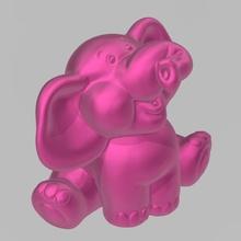 mini elephant mini elephant kawaii mignon