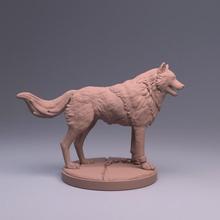 fenrir Lobo animal mitologia Lobo nórdico tampo mesa dnd Fenris fenrir miniatura