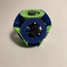 équipement octaèdre
