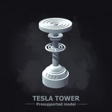 honor artilugio tesla torre máquina metal terreno torre steampunk miniatura taller mesa electricidad tesla eléctrico maquinaria experimental d d 28mm dnd dispersión Rávnica artilugio honor