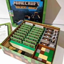 organisateur Minecraft constructeurs biomes Minecraft jeu plateau table organisateur insérer constructeur biomes