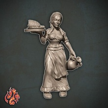 lana waitress store god foundry inn npc crippled cgf waitress lana
