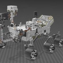 Marte perseveranza rover 2021