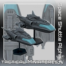 space shuttle alpha tactical miniatures toys & games miniatures sci-fi star terrain war dynasty scifi tabletop starship tactical 270 traveller danger starfinder 2nd traveler 2nddynasty